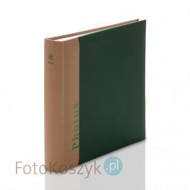 Album Henzo Chapter zielony XL (tradycyjny 100 białych stron)