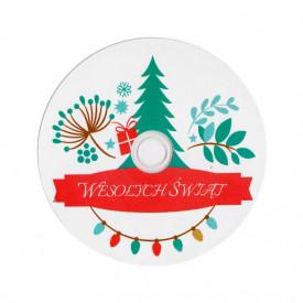 Płyta DVD TS Wesołych Świąt (DVD-R 4,7GB 16x)