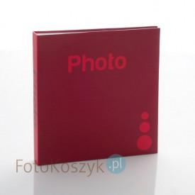Album Zep Basic Czerwony (200 zdjęć 15x23) Zep BS69200Cze