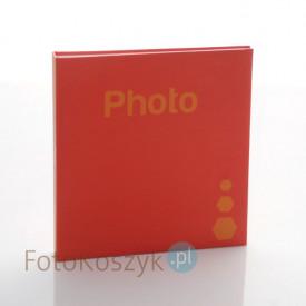Album Zep Basic Pomarańczowy (200 zdjęć 15x23) Zep BS69200P