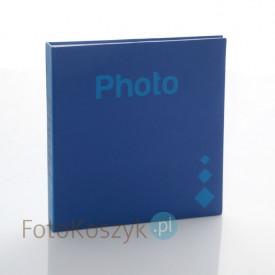 Album Zep Basic Ciemno-Niebieski (200 zdjęć 15x23) Zep BS69200CN