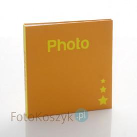 Album Zep Basic Żółty (200 zdjęć 15x23) Zep BS69200Ż