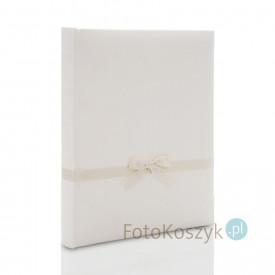 Album ślubny gift J (tradycyjny 40 kremowych stron)