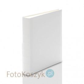 Biały album na zdjęcia wklejane (tradycyjny 60 kremowych stron)