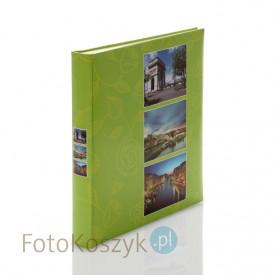 Album Assort-4 zielony XL (tradycyjny 60 kremowych stron)