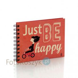 Album Panodia Just be happy (tradycyjny 30 czarnych stron)