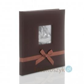 Album w pudełku Bekri Czekolada (tradycyjny 20 kremowych stron)