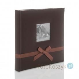 Album w pudełku Bekri Czekolada (tradycyjny 40 kremowych stron)