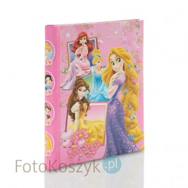 Album Disney Księżniczki (40 stron pod folię)