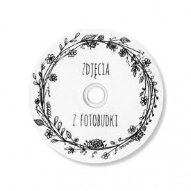 Płyta DVD TS Zdjęcia z fotobudki (DVD-R 4,7GB 16x)