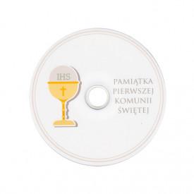 Płyta DVD komunijna kielich TS (DVD-R 4,7GB 16x)