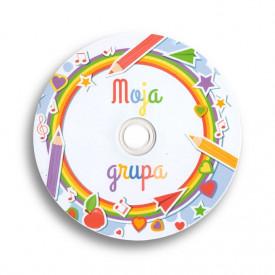 Płyta DVD TS Moja Grupa (DVD-R 4,7GB 16x)
