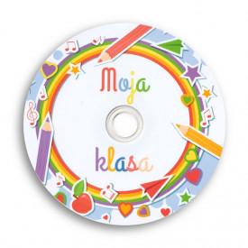 Płyta DVD TS Moja Klasa (DVD-R 4,7GB 16x)