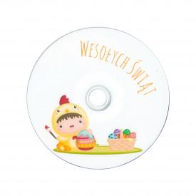 Płyta DVD TS Wielkanoc (DVD-R 4,7GB 16x)