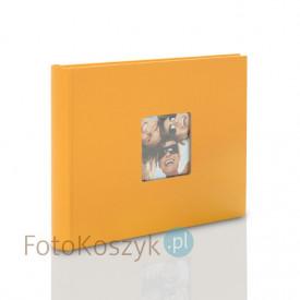 Album Fun Mały pomarańczowy (tradycyjny 40 kremowych stron)