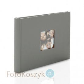 Album Fun mały Szary (tradycyjny 40 kremowych stron)