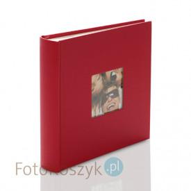 Album Fun czerwony (200 zdjęć 10x15)