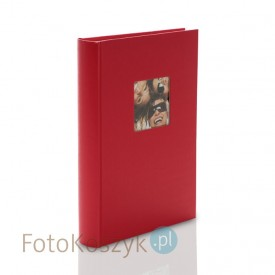 Album Walther Fun czerwony (300 zdjęć 10x15)