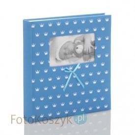 Album Gedeon Miracle Niebieski XL (tradycyjny 100 kremowych stron) Gedeon DBCL50 Miracle N