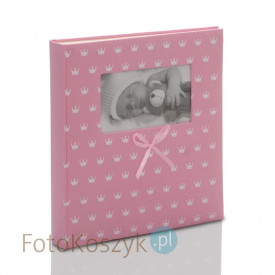 Album Gedeon Miracle Różowy XL (tradycyjny 100 kremowych stron) Gedeon DBCL50 Miracle R