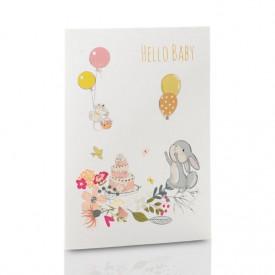 Mini-Album TS Hello Baby na trzy zdjęcia 15x21
