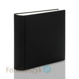 Album introligatorski ER Hand czarny mat' XXL (tradycyjny, 120 kremowych stron)