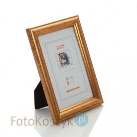 Ramka Popular złota (na zdjęcie 13x18 cm)