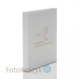 Album kieszeniowy na zdjęcia komunijne na 50 zdjęć 15x21