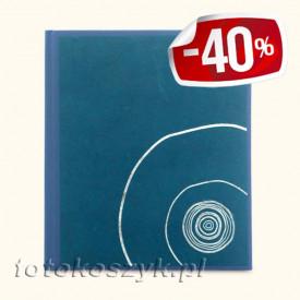Księga Gości Weselnych Lazuli (130 białych stron)