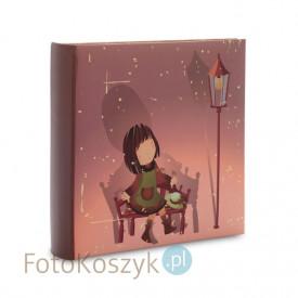 Album Gedeon Lena fioletowa kwadrat (200 zdjęć 10x15)