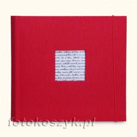 Album Panodia Linea Czerwony (200 zdjęć 10x15) Panodia 271017
