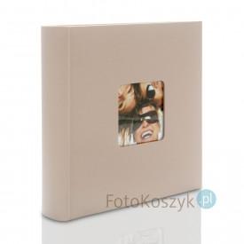Album wsuwany na 200 zdjęć 10x15 Fun Beżowy