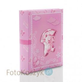 Album Dziecięcy Umbrella różowy (200 zdjęć 9x13)