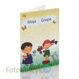 Mini-Album Moja Grupa na dwa zdjęcia 15x21 inni producenci moja grupa 15'