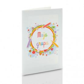 Mini-album TS Moja Grupa na dwa zdjęcia 15x21