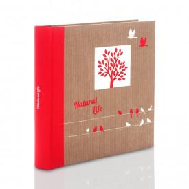 Album Zep Natural Life drzewo XL (tradycyjny 100 brązowych stron)