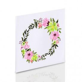 Obwoluta TS Kwiaty (na płytę CD/DVD)