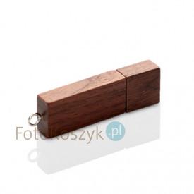 Pendrive MG-USB 2.0 ciemne drewno (8GB)