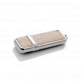 Pendrive beżowy  (do wyboru pojemność 8-32 GB)