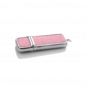 Różowy pendrive (do wyboru pojemność 8-32 GB)