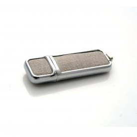 Szary pendrive (do wyboru pojemność 8-32 GB)
