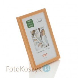 Ramka drewniana Pinia sosna (na zdjęcie 13x18 cm)