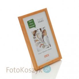 Ramka drewniana Pinia sosna (na zdjęcie 15x21 cm)