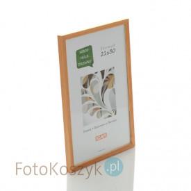 Ramka drewniana Pinia sosna (na zdjęcie 21x30 cm)