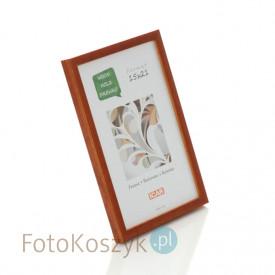 Ramka drewniana Pinia miodowa (na zdjęcie 15x21 cm)