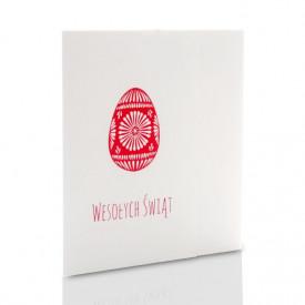 Mini-Album TS Pisanka zestaw: 2 zdjęcia 13x18 + zakładka na CD