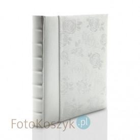 Album Roses-RS-2T srebrny XL (tradycyjny 60 kremowych stron)