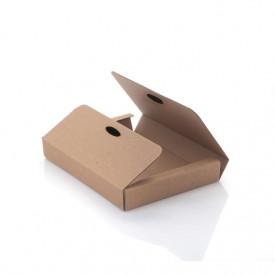 Pudełko z ryflowanej tektury na zdjęcia 15x21 (do sklejania z rzepem)