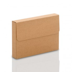 Ryflowane pudełko na zdjęcia 15x23