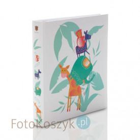 Album Dziecięcy Safari Kid XL + pudełko (tradycyjny 100 białych stron)